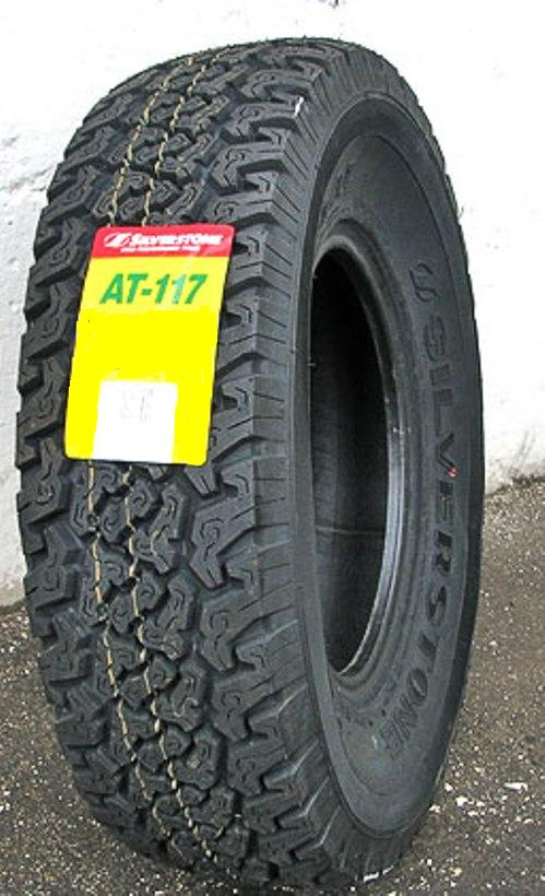 AT-117 SPECIAL 31/10.5R15LT
