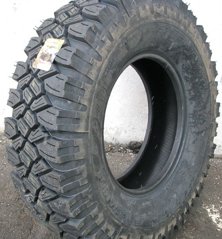 TRACTION TRACK 235/70R16